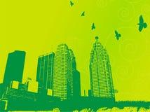 Vector city design Stock Image