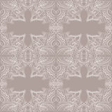 Vector classic decor pattern element in Eastern Style Stock Images