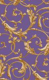 Vector classic seamless pattern background. Classical luxury old fashioned classic ornament, royal victorian seamless texture for. Wallpapers, textile, wrapping vector illustration