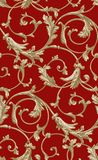 Vector classic seamless pattern background. Classical luxury old fashioned classic ornament, royal victorian seamless texture for. Wallpapers, textile, wrapping stock illustration