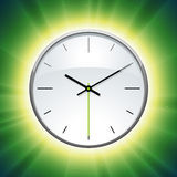 Vector clock Stock Photos