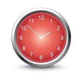 Vector clock Stock Photography