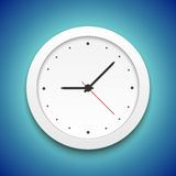 Vector Clock Icon. Vector Illustration Royalty Free Stock Photography