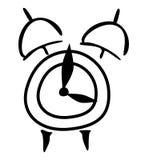 Vector clock icon Royalty Free Stock Image