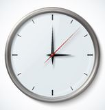 Vector Clock Icon Stock Photo