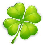Vector clover Royalty Free Stock Photos