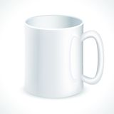 Vector Coffee Mug Royalty Free Stock Images