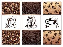 Vector coffee,tea banners Stock Photo