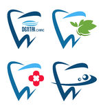 Vector collection of healthy teeth Stock Photo