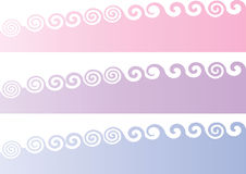 Vector coloful background Royalty Free Stock Image