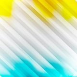 Vector color background abstract lines Stock Images