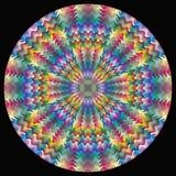 Vector Color Circle Royalty Free Stock Photos