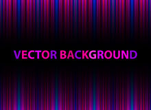 Vector Color Light Lines Background Royalty Free Stock Photo