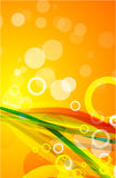 Vector color lines. Abstract  background Stock Photos