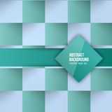 Vector color squares. Abstract background Royalty Free Stock Photography