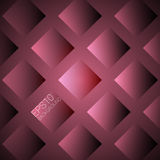 Vector colored geometric abstract background Stock Photography