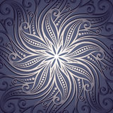 Vector Colored Ornate Backgrounds Stock Photography