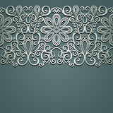 Vector Colored Ornate Backgrounds Stock Photo