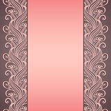 Vector Colored Ornate Backgrounds Royalty Free Stock Photo