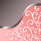 Vector Colored Ornate Backgrounds Stock Photos
