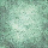 Vector colored round dots background Royalty Free Stock Photography