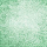 Vector colored round dots background Stock Photography