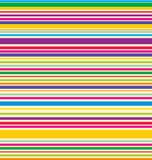 Vector colored stripes Royalty Free Stock Photography