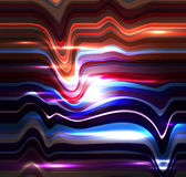 Vector colorful abstract background Stock Image