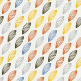 Vector Colorful abstract retro pattern 08 Stock Photography
