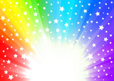 Vector colorful background Stock Image