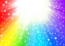 Vector colorful background stock photography