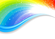 Vector colorful background stock illustration
