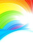 Vector colorful background stock photo