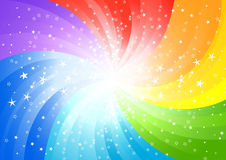 Vector colorful background royalty free stock photography