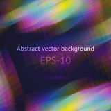 Vector colorful background for banners, invitations and greeting cards. Eps-10 Royalty Free Stock Photo