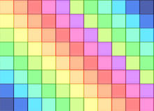 Vector colorful Background Stock Photos