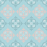 Vector Colorful Decorative Seamless Pattern Royalty Free Stock Image