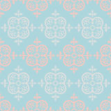 Vector Colorful Decorative Seamless Pattern Royalty Free Stock Photos
