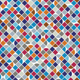 Vector colorful geometric background, bright abstract Royalty Free Stock Photos