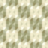 Vector colorful geometric background, neutral ornament abstract Royalty Free Stock Photo