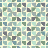 Vector colorful geometric background, neutral vintage abstract s Stock Photo