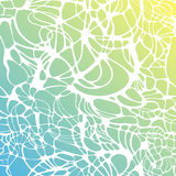 Vector colorful net texture. Abstract gradient. Royalty Free Stock Images