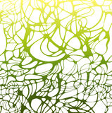 Vector colorful net texture. Abstract gradient green background. Royalty Free Stock Photography