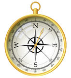 Vector compass Stock Image
