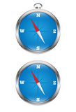 Vector Compass Stock Photography