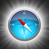 Vector Compass Royalty Free Stock Photos