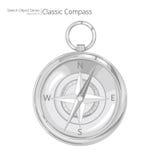 Vector  Compass. Stock Photos