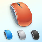 Vector computer mouse Stock Photography