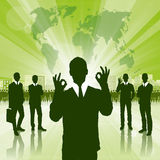Conceptual Business Background new 14 Stock Photo