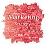 Vector development business marketing target Royalty Free Stock Photo